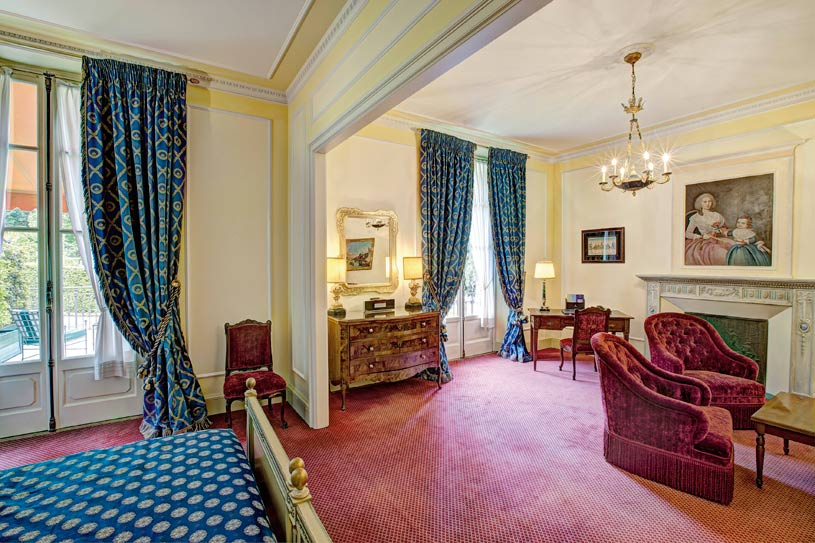 Exclusive Junior Suite at The Villa d'Este Lake Como