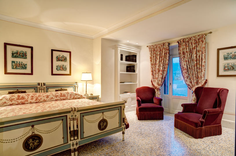 Junior Suite at Villa d'Este