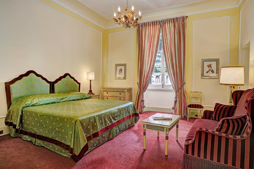Double Room at Villa d'Este