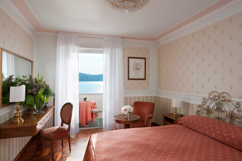 Double Room at Grand Miramare Italy