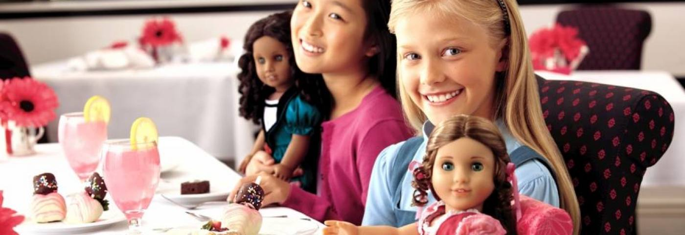 The New York Palace's AMERICAN GIRL PLACE® PACKAGE is extremely popular with fans of the doll empire.