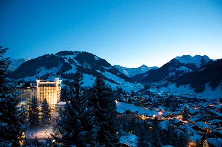 Gstaad Palace Hotel