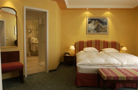Grand Regina Alpin Wellfit Hotel Guest Room
