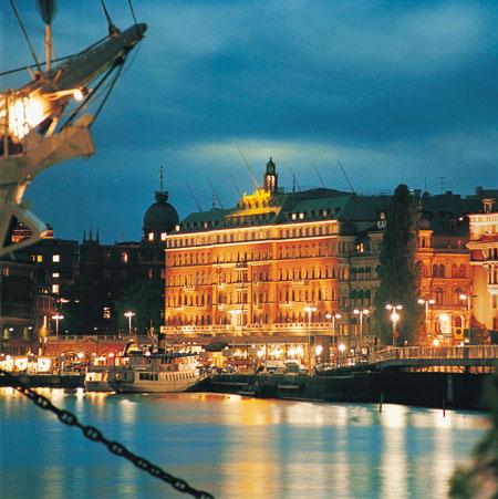 Intercontinental Hotel Stockholm, Sweden