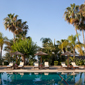 Outdoor Pool at Amathus Beach Hotel, Limassol, Cyprus