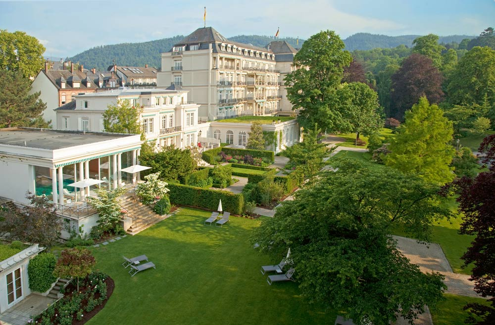 Stephanie Deluxe Double Villa at Brenners Park Hotel and Spa, Germany