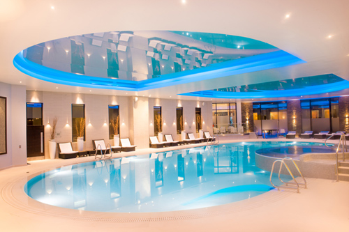 The Gleneagles Hotel Leisure Pool