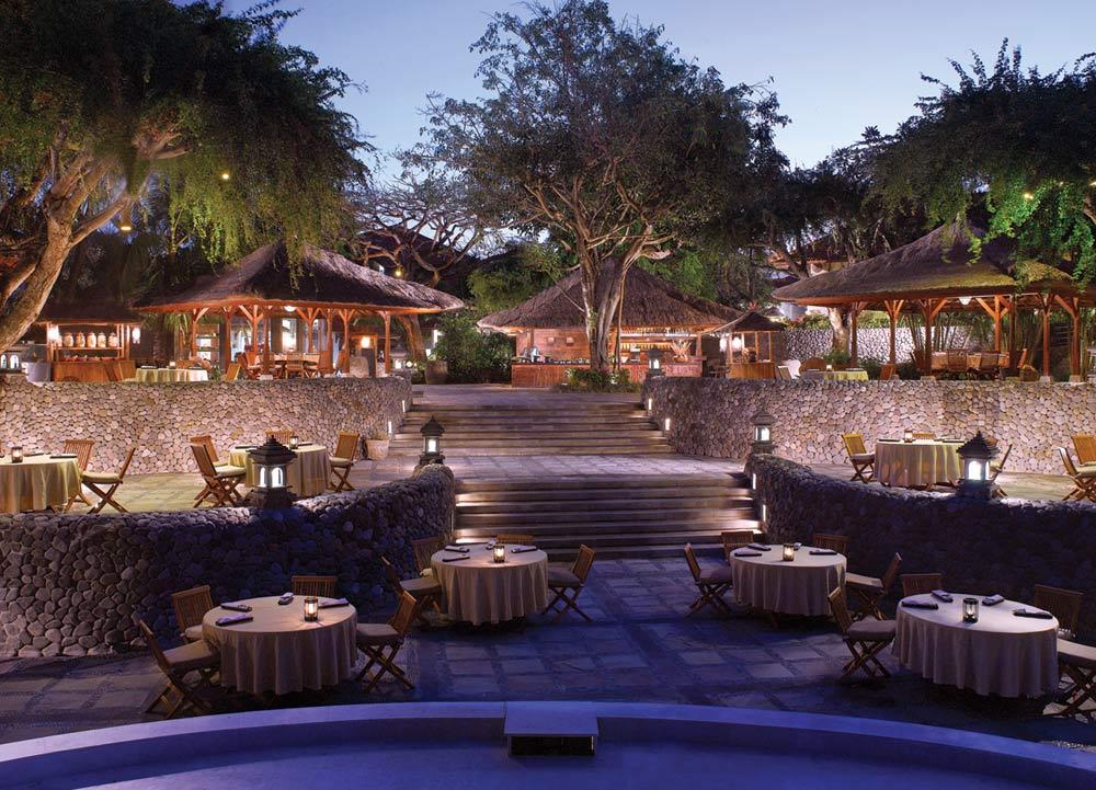 Pasar Senggol Restaurant at Grand Hyatt Bali, Indonesia