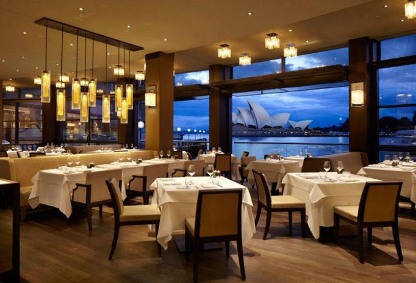 The Park Hyatt Sydney Opera Room