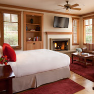 Fairway Room at CordeValle, a Rosewood Resort in San Martin, CA, United States