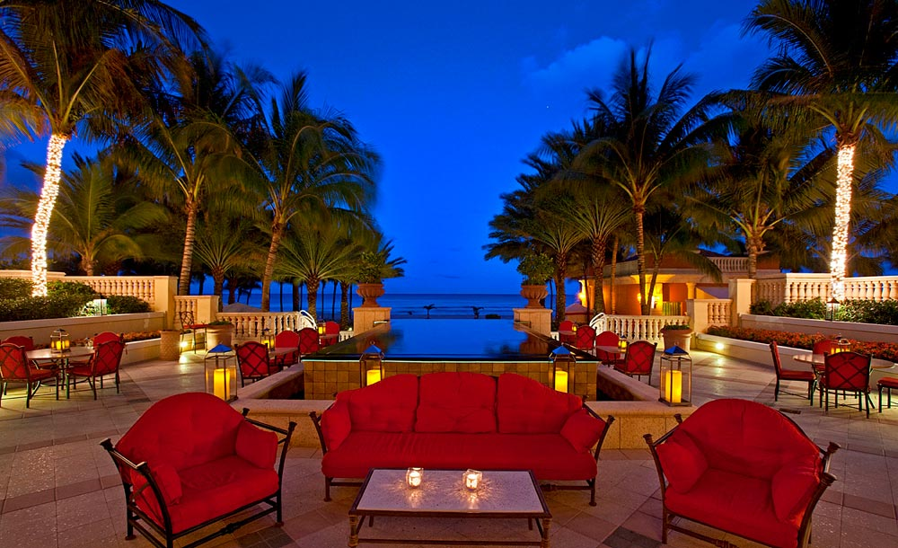 Terrace at Acqualina Resort and Spa, Sunny Isles Beach, FL