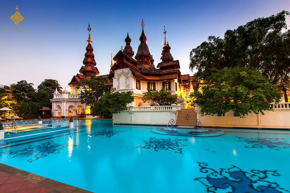 Dhara Dhevi Chiang Mai :