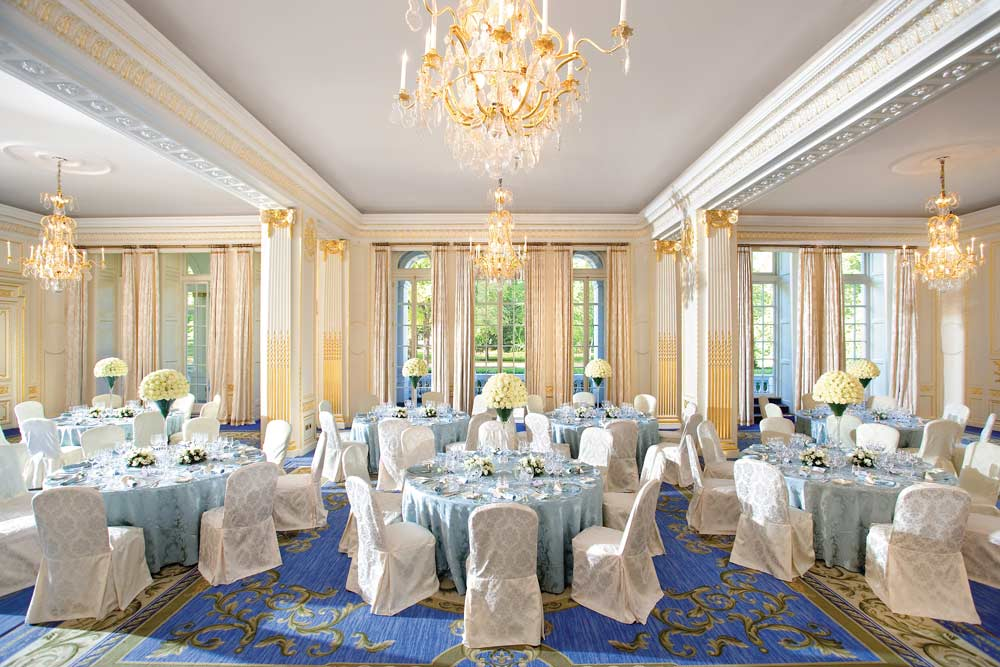 Ballroom Venue for Weddings at Mandarin Oriental Hyde Park