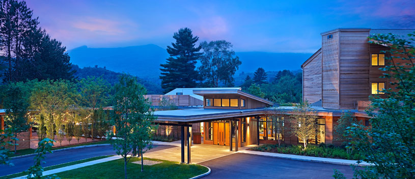 Topnotch At Stowe Resort And Spa