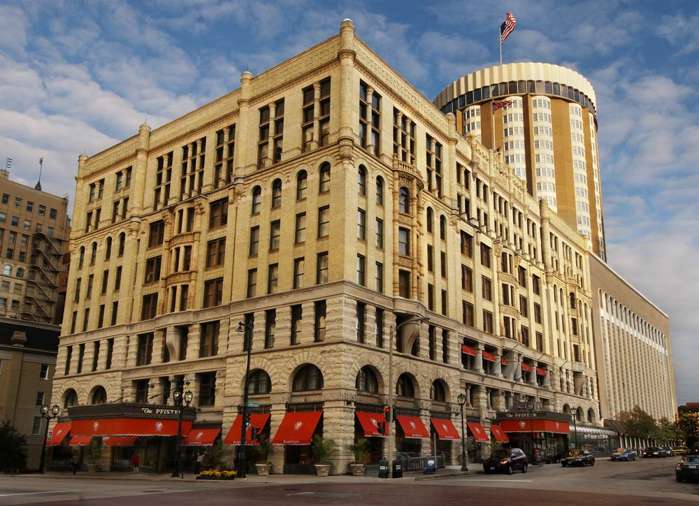 The Pfister Hotel Downtown