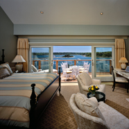 Round Cove Suite at Wequassett Inn, MA