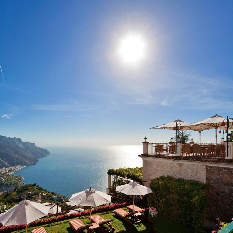 Five star luxury hotels amalfi coast for Hotel luxury amalfi