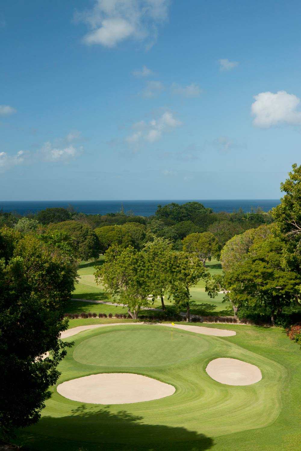 Golf Course at Sandy Lane Hotel, Barbados
