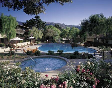 Quail lodge monterey ca five star alliance for Getaway hotels near me