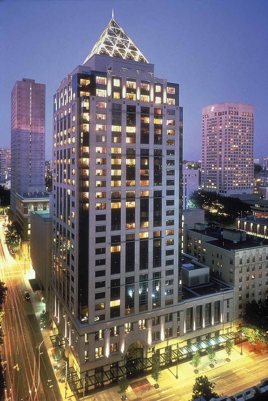 Five Star Hotels In Seattle