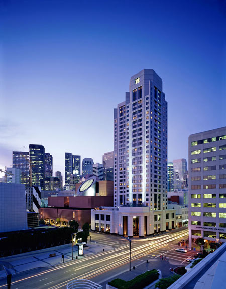 Hotels Near The Moscone Convention Center In San Francisco