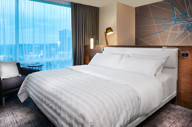 Le Meridien Atlanta Perimeter Hotel