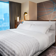 Le Meridien Atlanta Perimeter King Executive Suite