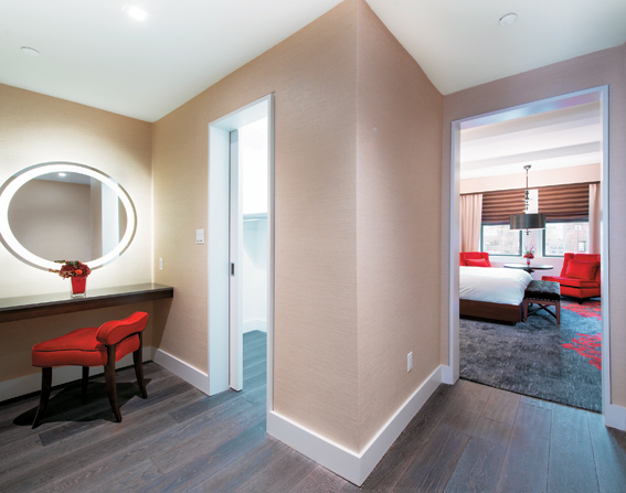 Newly Unveiled Renovated Guest Rooms at The Tuscany NYC