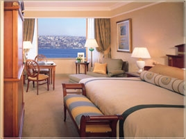 Deluxe Room with full Bosphorus view