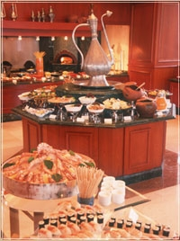 Buffet at Cintemani
