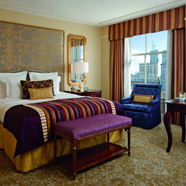 Guest Room with Views at The Ritz-Carlton, New Orleans, New Orleans, LA
