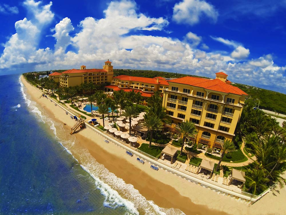 Overview of Eau Palm Beach, Manalapan, Florida