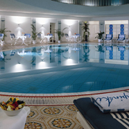 Spa and Pool at Kempinski Hotel Bristol Berlin
