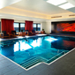 Indoor Pool with surrounding views at InterContinental Sydney, Australia