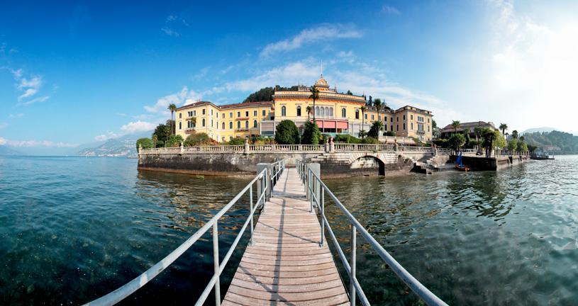 Grand Hotel Villa Serbelloni Docks