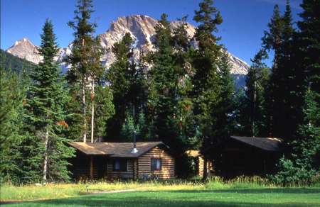 Jenny Lake Lodge Cabin