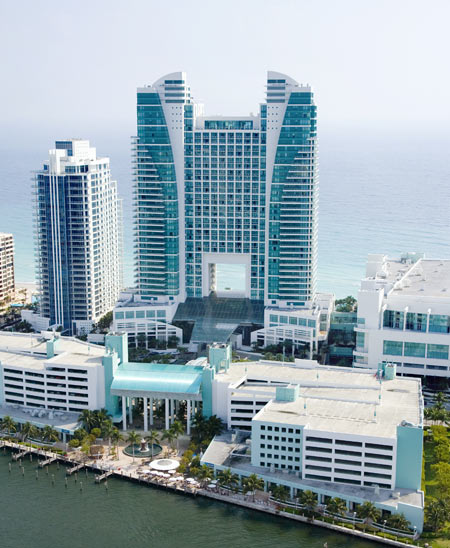The Westin Diplomat Resort Spa