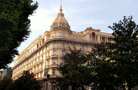 The Westin Excelsior, Rome