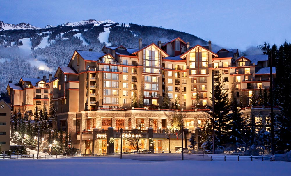 The Westin Resort And Spa Whistler, BC, Canada