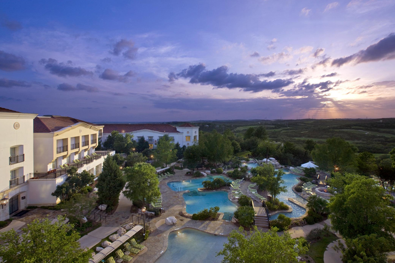 La Cantera Resort And Spa San Antonio