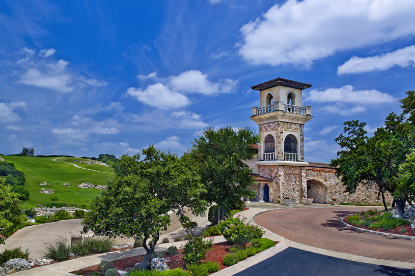 The Westin La Cantera Resort The Palmer Golf Course Club House