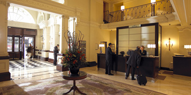 Le Meridien Piccadilly Lobby Area