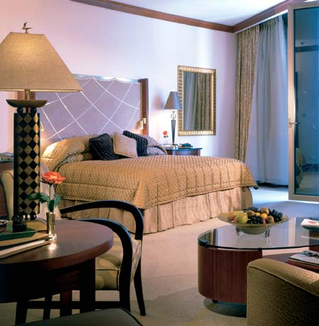 Al Faisaliah Executive Suite Guest Room