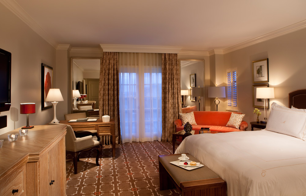 Deluxe Room at Mansion on Turtle Creek