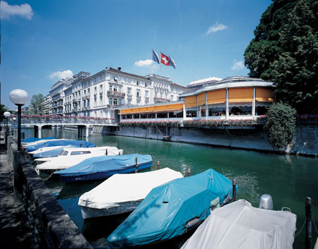 Baur au Lac, Zurich