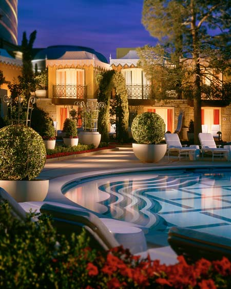 The Best Luxury Hotel Pools Now Open In Las Vegas Five Star Alliance