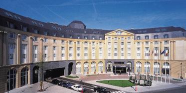 Hotel Hilton Grand Place Bruxelles