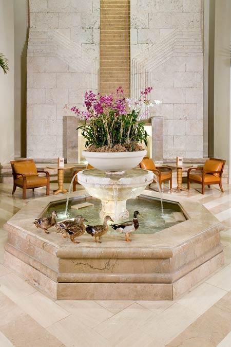 The Peabody Orlando Hotel