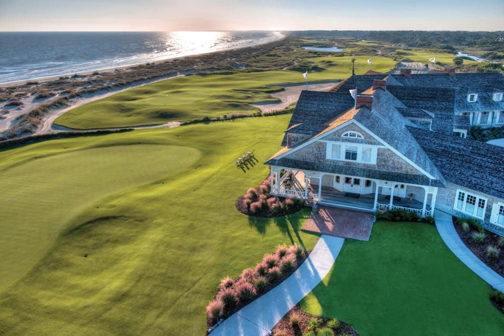 Clubhouse at Kiawah Island Golf Resort, SC