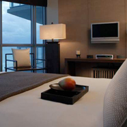 Guest Room At The Setai, Miami, FL